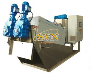 Volute Dewatering Press