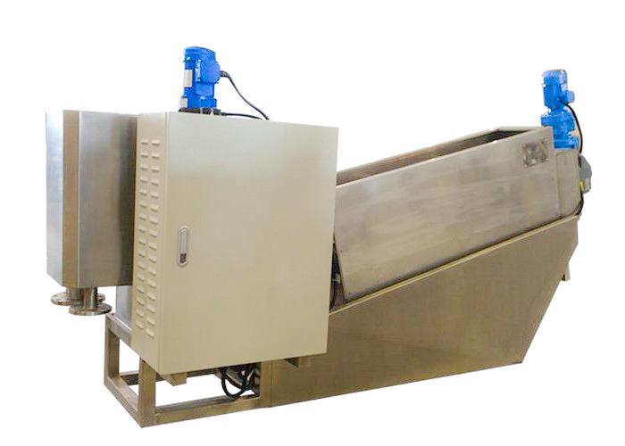 Các dòng máy ép bùn nước thải